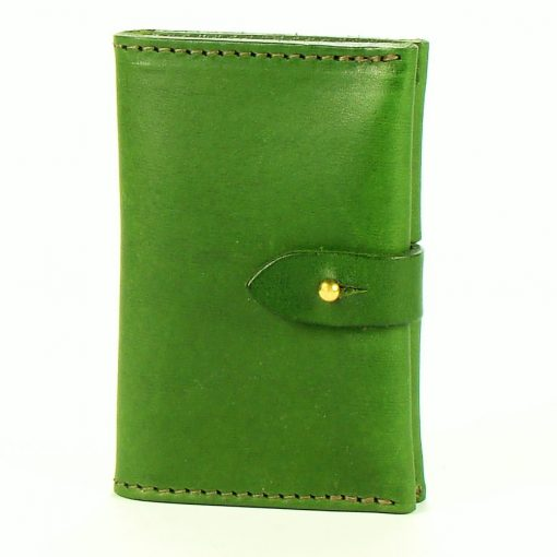 Credit Card Wallet - Green