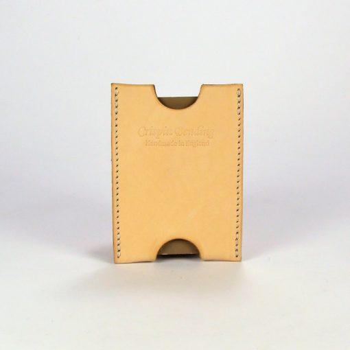 Credit Card Sleeve - Natural