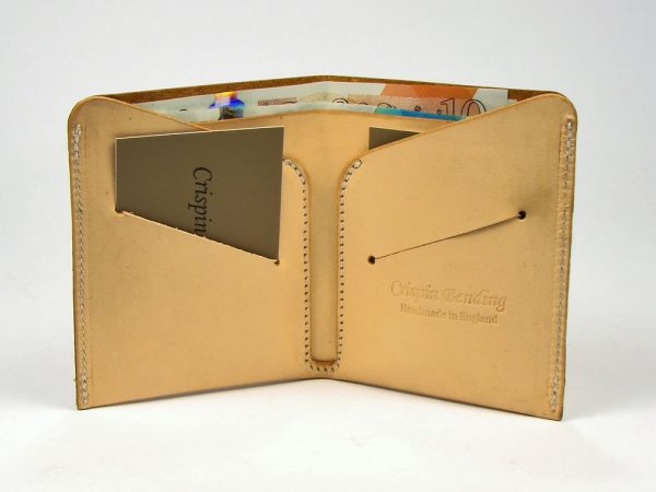 Copenhage Wallet - natural - inside