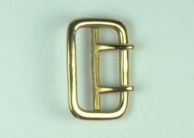 "Brass - 2"" Belt Buckle"