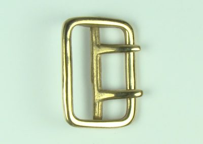 "Brass - 1.75"" Belt Buckle"