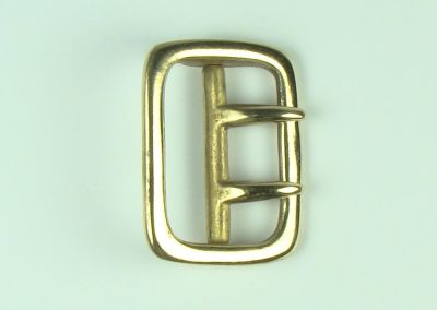 "Brass - 1.5"" Belt Buckle"