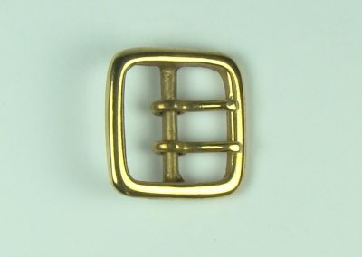 "Brass - 1.25"" Belt Buckle"