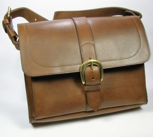 Medium Satchel - 562 buckle