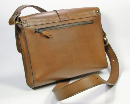 Medium Satchel - back view