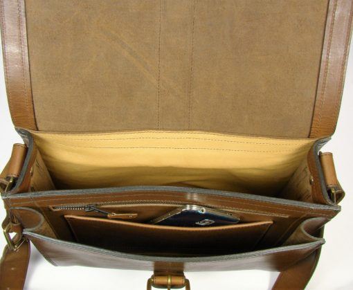 Medium Satchel - interior